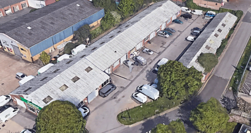 Poole Industrial Estate Fully Let